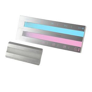 Jauge de finesse de broyage - Grindomètre - 0-25 µm