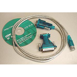 JUL-8900110 - Câble adaptateur USB / interface