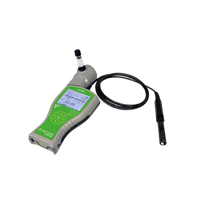 Kit multiparamètre portable Calypso Open X + sonde pH/Redox/T°C - 3 m - Orchidis