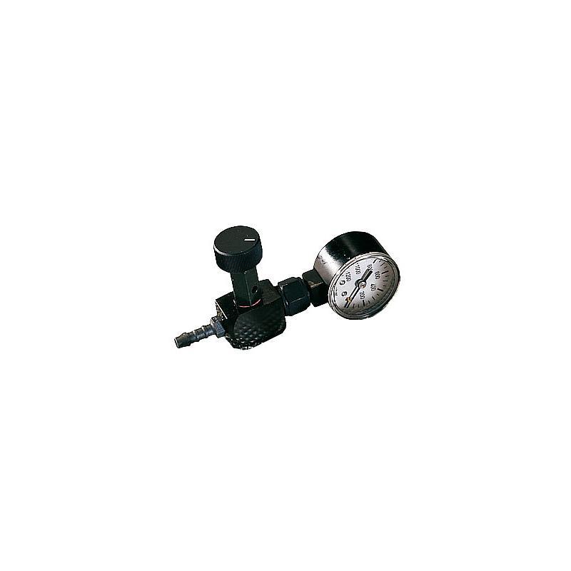 KNF-054593 - Vanne vacuomètre pour pompe N 820