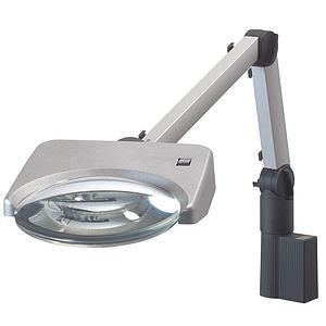 Lampe-loupe avec bras articulé - Tech-line - Schweizer