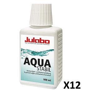 Liquide de protection Aqua-Stabil - 100 ml - Lot de 12 - Julabo