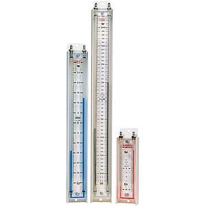 Manomètre à colonne de liquide verticale LU 200 Aws10 - KIMO