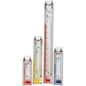 Manomètre à colonne de liquide verticale TJ 150 Aws10 - KIMO