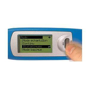 Mesure de la brillance: brillancemètre portatif micro-gloss 20° - Byk