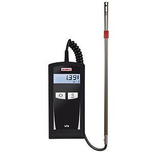 Mesure de la vitesse d'air - thermo-anémomètre à fil chaud  VTS - Blackline