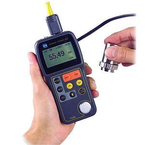 Mesure d'épaisseur des parois par ultrasons - Haute résolution avec mémoire - TT-300 Time