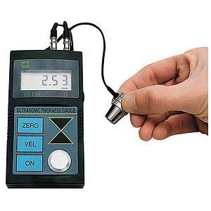 Mesure d'épaisseur des parois par ultrasons - Haute résolution - Delta TT-130 Time