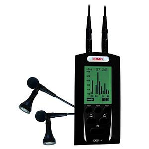 Mesure du niveau sonore : exposimètre DOSI + - Kimo