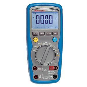 Multimètre numérique portable DMM 210 Multimetrix