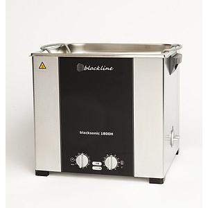 Nettoyage ultrasons - bac ultrasons Blacksonic 1800H