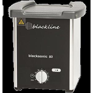 Nettoyage ultrasons - bac ultrasons Blacksonic 80