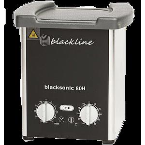 Nettoyage ultrasons - bac ultrasons Blacksonic 80H