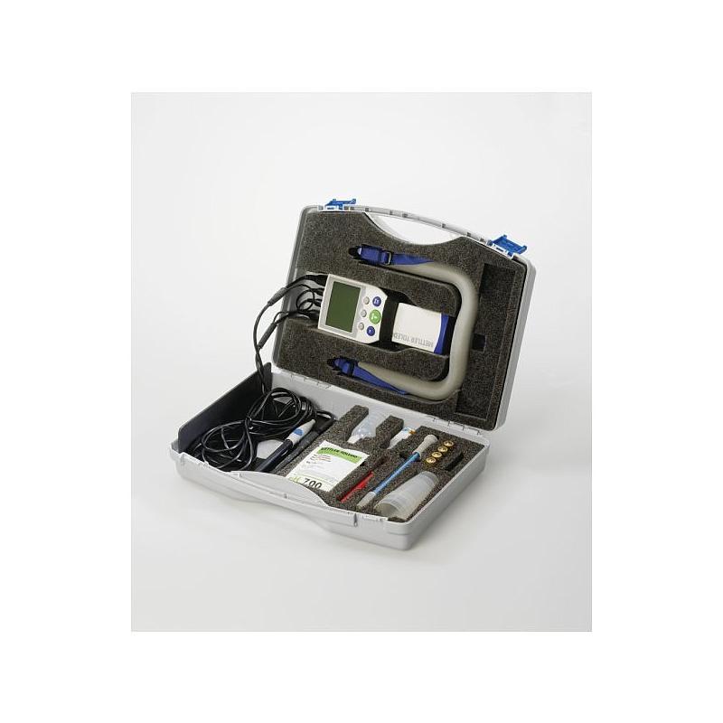 Oxymètre portable SevenGo Duo pro SG98-FK2 - Mettler Toledo