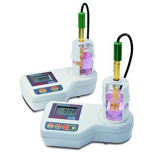 pH-mètre de paillasse avec agitateur magnétique HI 208 - Hanna