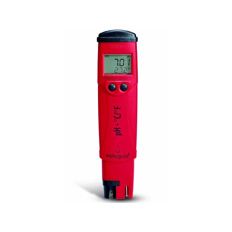 pHep 4 - pH mètre électronique de poche - Hanna