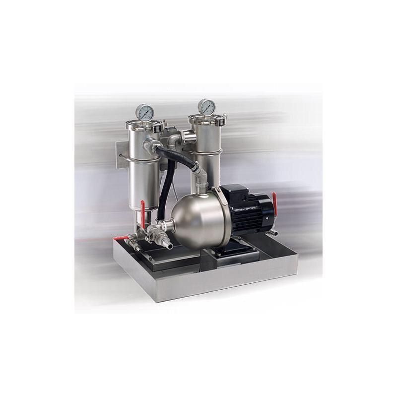Pompe de filtration avec kit de connexion