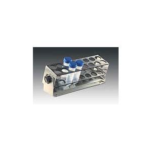 Portoir inclinable pour 42 tubes à centrifuger diam. 16 mm