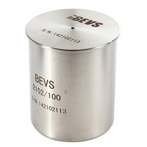 Pycnomètre 83.3 ml - ISO - DIN - ASTM - Acier Inox