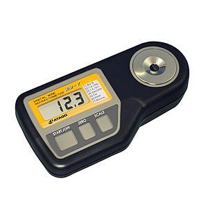 Réfractomètre TAVP digital : réfractomètre WM7 pour le vin - ATAGO