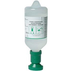 Solution lave-œil - 500 ml - Lot de 10