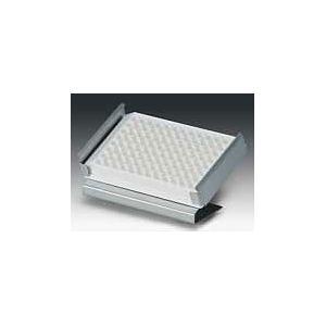 Support en inox pour micro-plaque