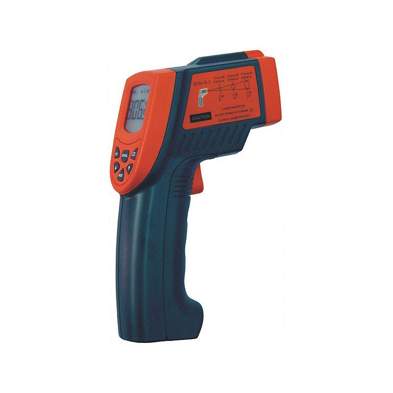 Thermomètre infrarouge à visée laser AR852B - INTELLISAFE