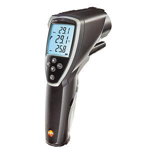 Thermomètre infrarouge à visée laser testo 845 - TESTO