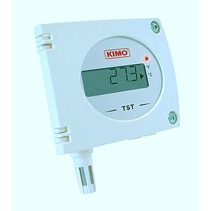 Thermostat TST avec sonde d'ambiance mural - Kimo