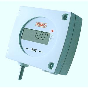 Thermostat TST avec sonde étanche - Kimo