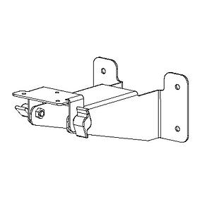 YDH02CIS - Fixation murale inox orientable pour indicateur - Sartorius