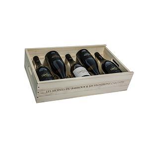 Le Coup de Cœur de BV : les vins Via Caritatis Caisse-bois-bl-via-caritatis-avec-abbayes-blanc_300_300-301