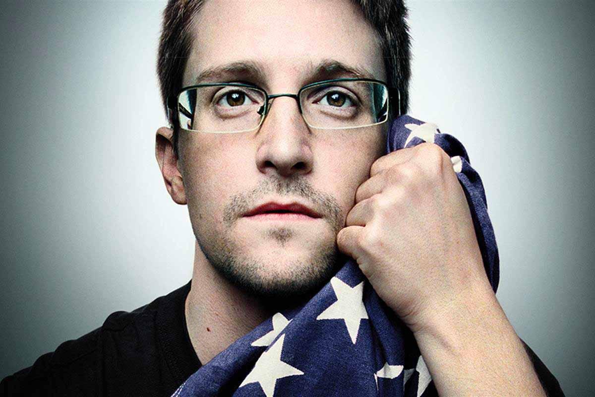 Snowden lance Haven