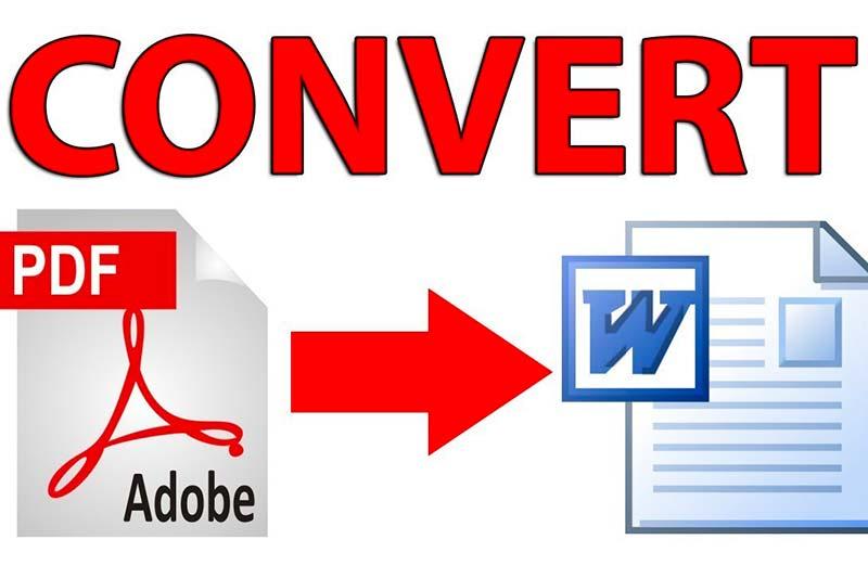 Convertir PDF en Word, Excel, PPT, Image et autre format de fichier en ligne (meilleur 10 outils)