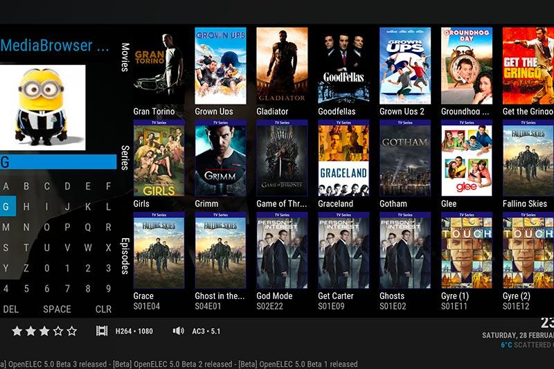 Kodi: tout savoir sur le lecteur vidéo pour Android