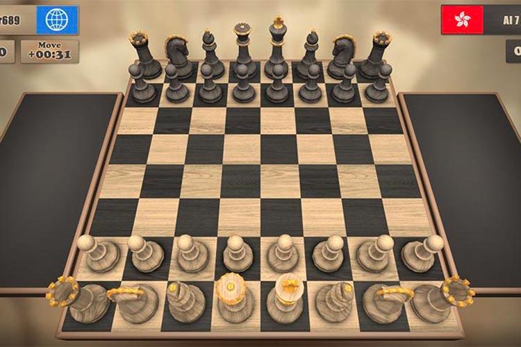 jeux échecs android