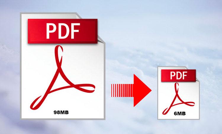 comment compresser pdf