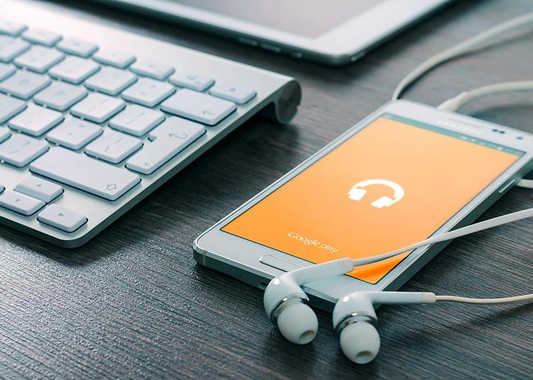 lecteurs musique sous android