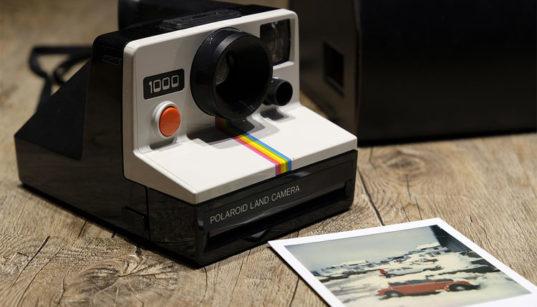 recharger appareil photo polaroid
