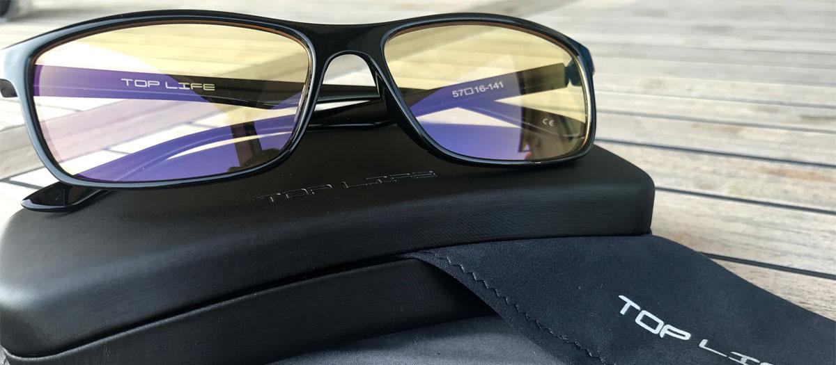 lunettes gamer pas chère