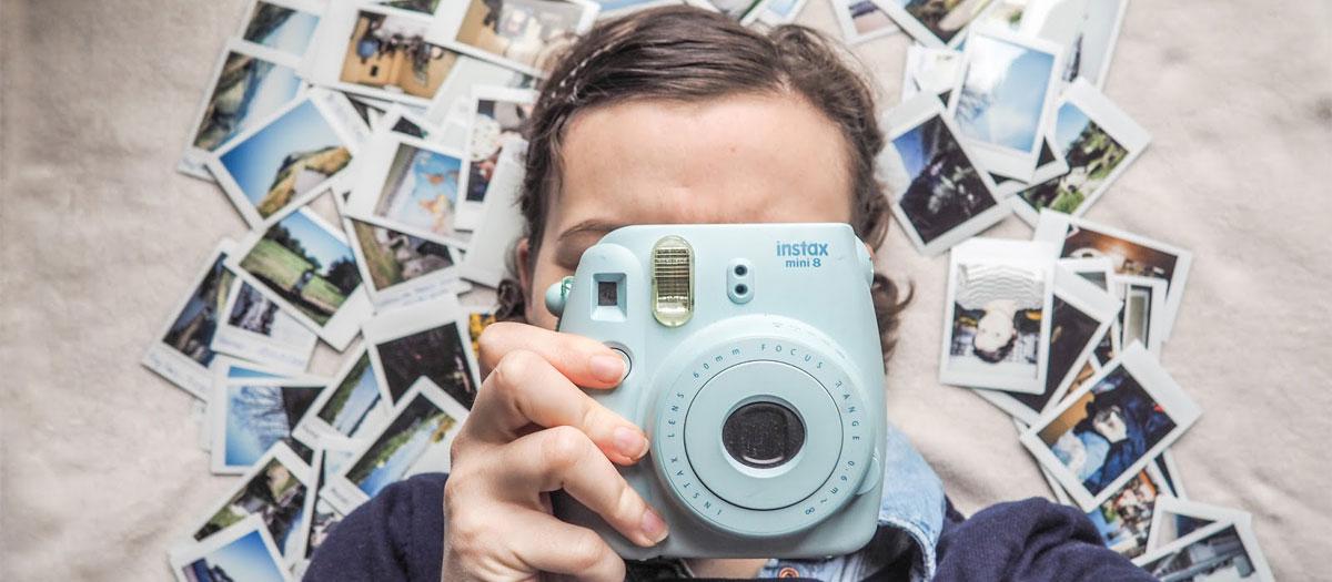 avis appareil photo Polaroid
