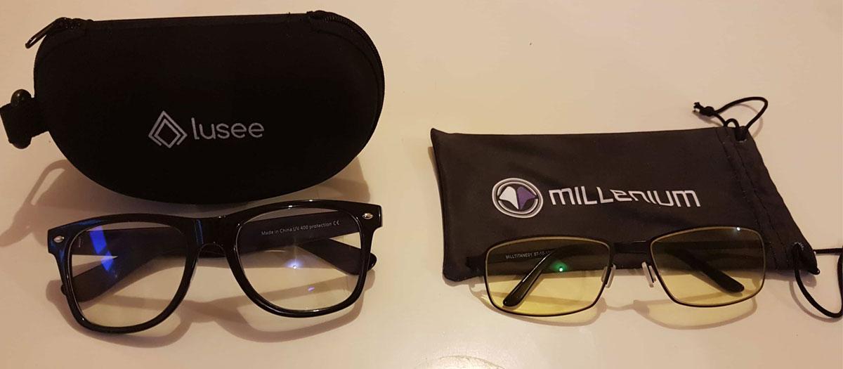achat lunettes gamer
