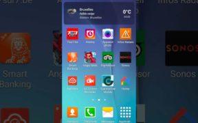 Comment installer un widget avec Android ?