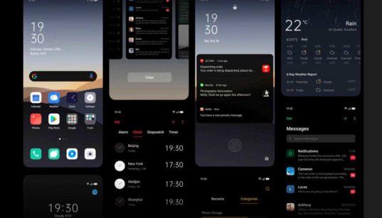 ColorOS, la surcouche Android d'Oppo