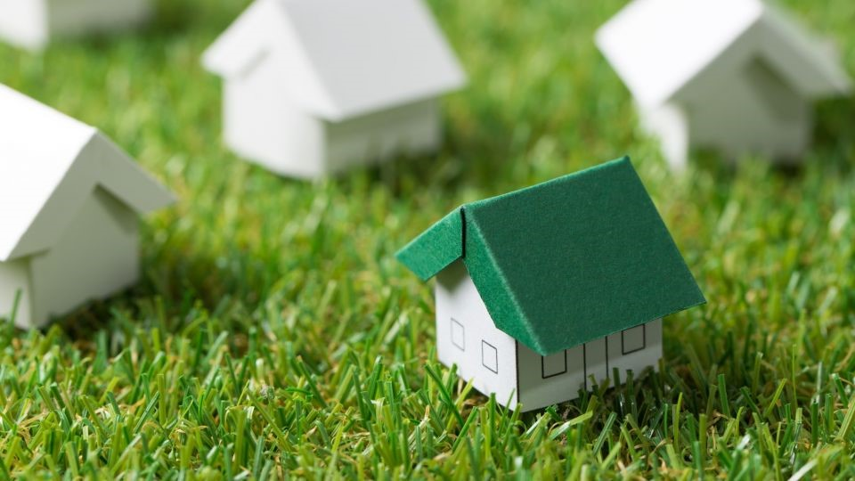 maquette maison miniature