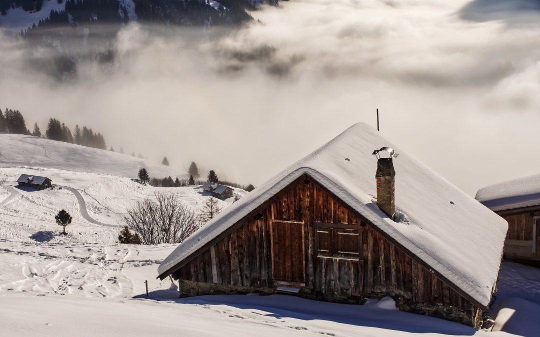 La fièvre des cabanes : des murs en lattes de bois !