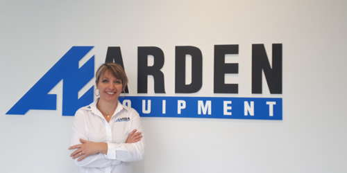 Véronique Le Provost Business Development Manager North America Arden Equipment