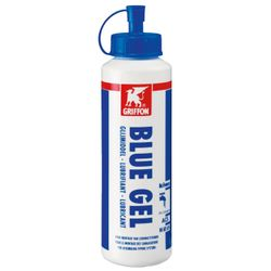 GLIJMIDDEL BLUE GEL TUBE 250ML KIWA
