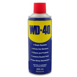 Wd40 - Kruipolie multi-functioneel wd40 in spray van 400 ml