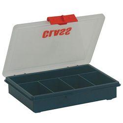 Plastibac - Organizer met vaste indeling 155 x 190 x 40 mm / 5 indeling